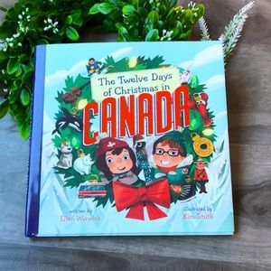 🔥4 for $25🔥 The Twelve Days of Christmas in Canada - NEW  🎄🇨🇦🎄